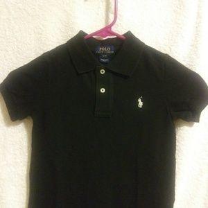 Polo by Ralph Lauren Black Sz. 3T polo shirt